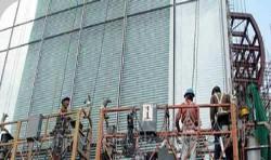 吊篮工程案例